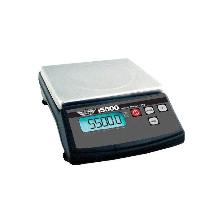 Balance haute précision i5500 5,5Kg à 0,1g my weigh