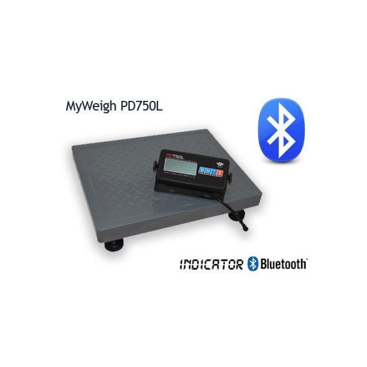 Balance PD-750L  340kg à 100gr My Weigh