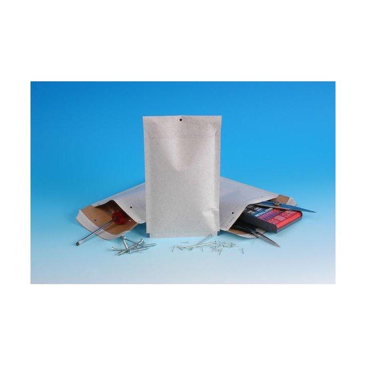 100 pochette à bulle cartonnée PLUS F / 6