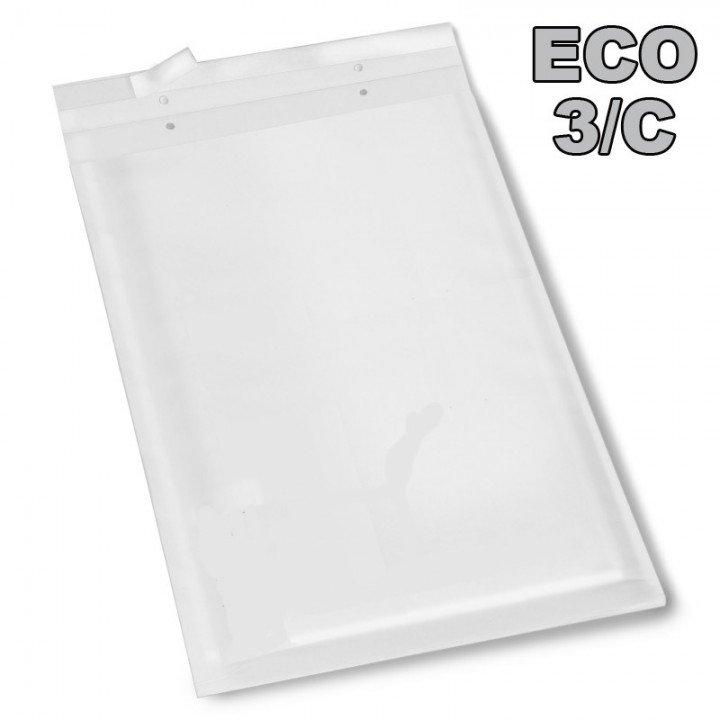 100 enveloppe bulle C/3 blanc 170x225mm DIFPAC