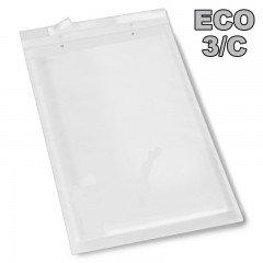 Enveloppe bulle eco blanche fomat C / 3