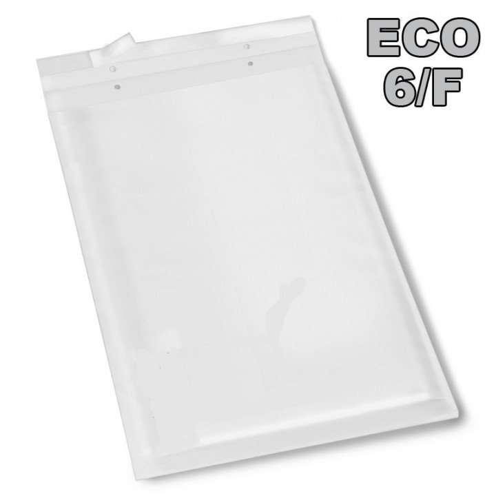 Enveloppe bulle eco 6/F : DImensions 215x340mm