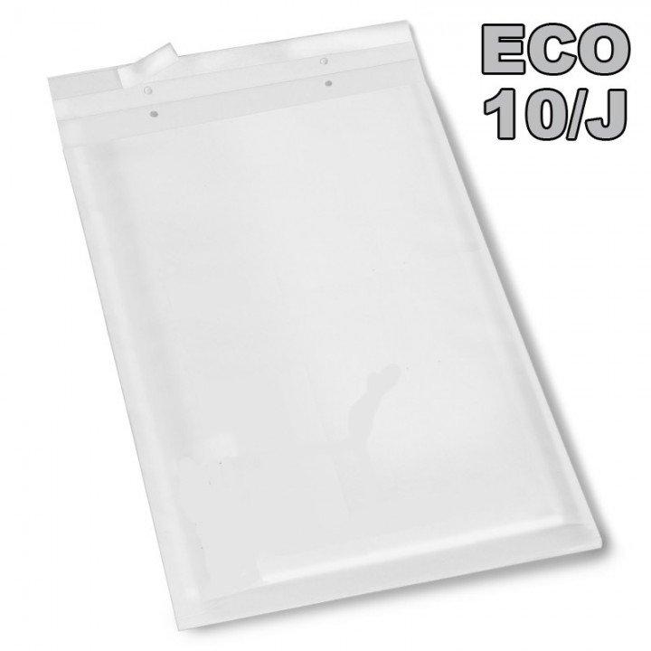 50 enveloppe bulle Eco J/10 blanc 370x480mm