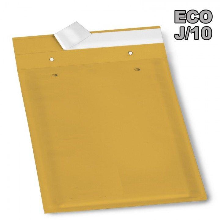 enveloppe bulle Eco J/10 marron 370x480mm