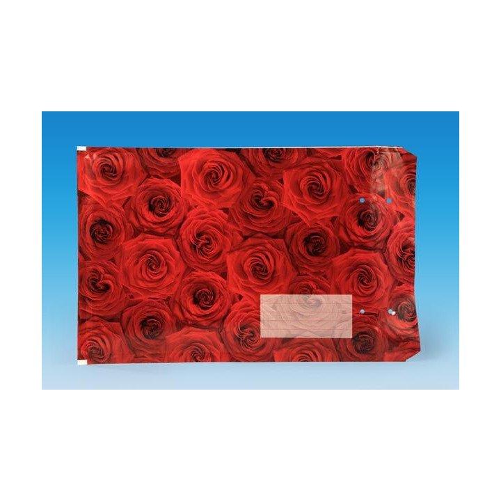 enveloppes bulles motif Roses type G/7