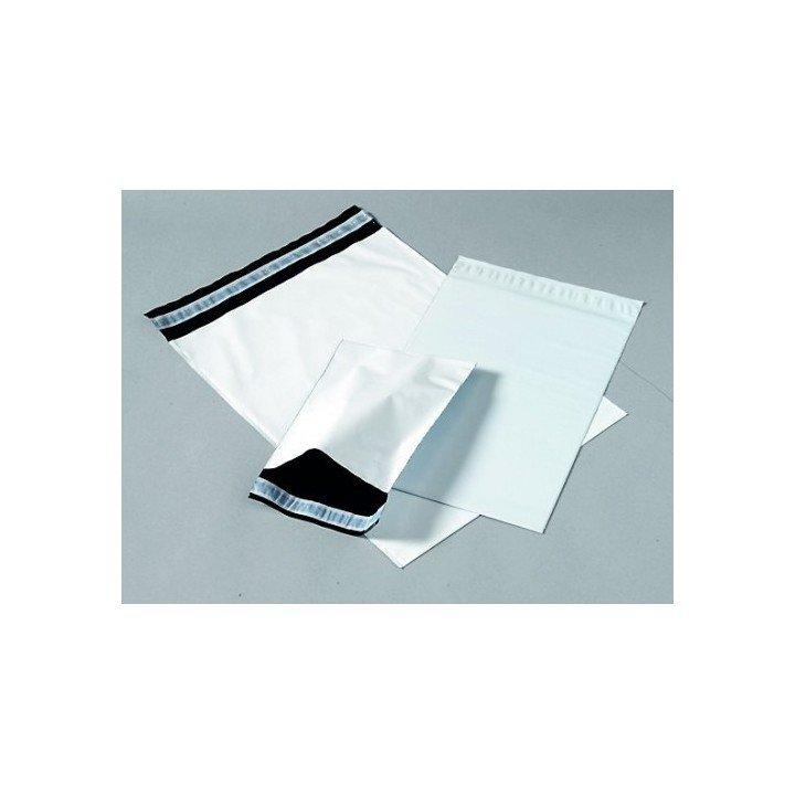 enveloppe sacs à poster pochette plastique opaque 175x250