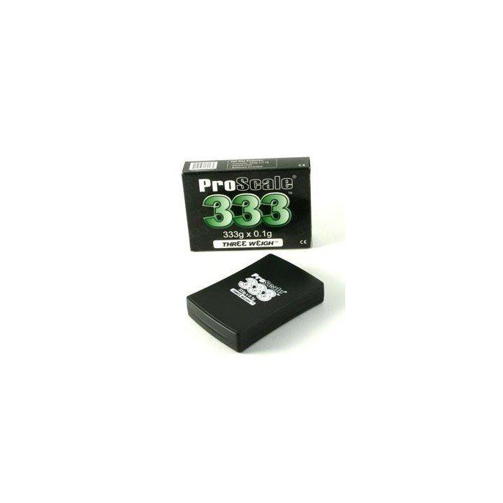 Balance de poche 333g précision à 0,1g Proscale