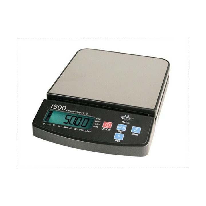 i500 My Weigh balance de precision