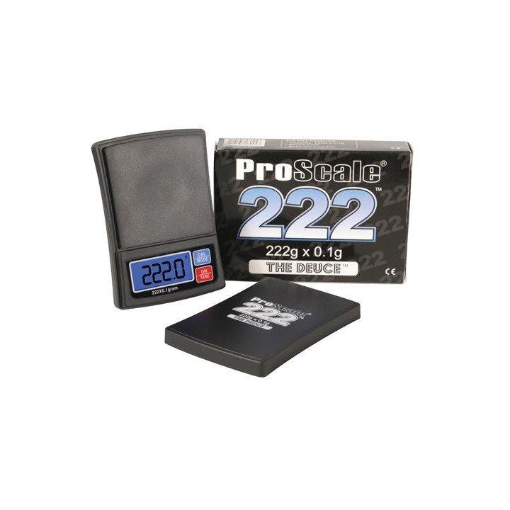 Balance de poche 222g précision à 0,1g Proscale