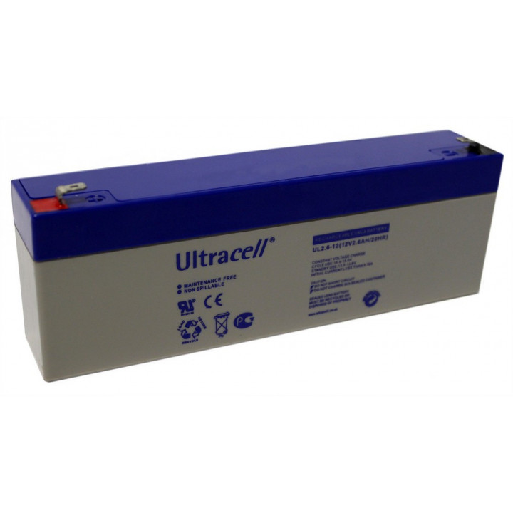 ULTRACELL UL2.6-12 batterie au plomb