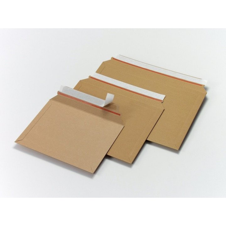 200 Enveloppes cartonnées format BBX2X 270x215 mm
