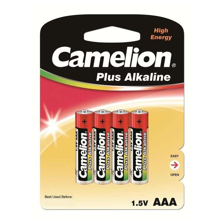 DESTOCK 48 piles (12 blisters) Camelion LR03 / AAA 06-2027