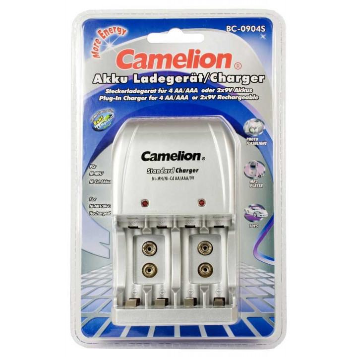 Destockage / Chargeur d'accus Camelion BC-904