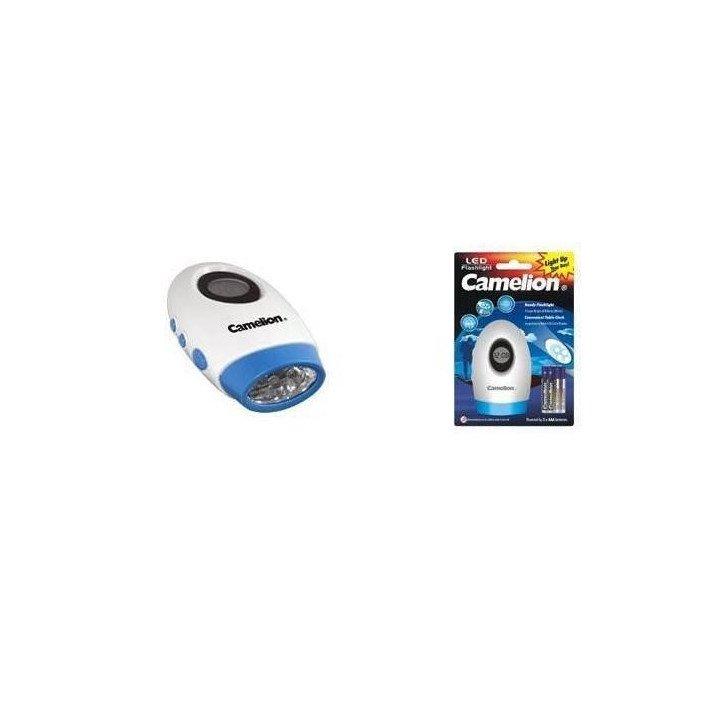 DESTOCK / Torche 4LED + montre Camelion FC4LR3