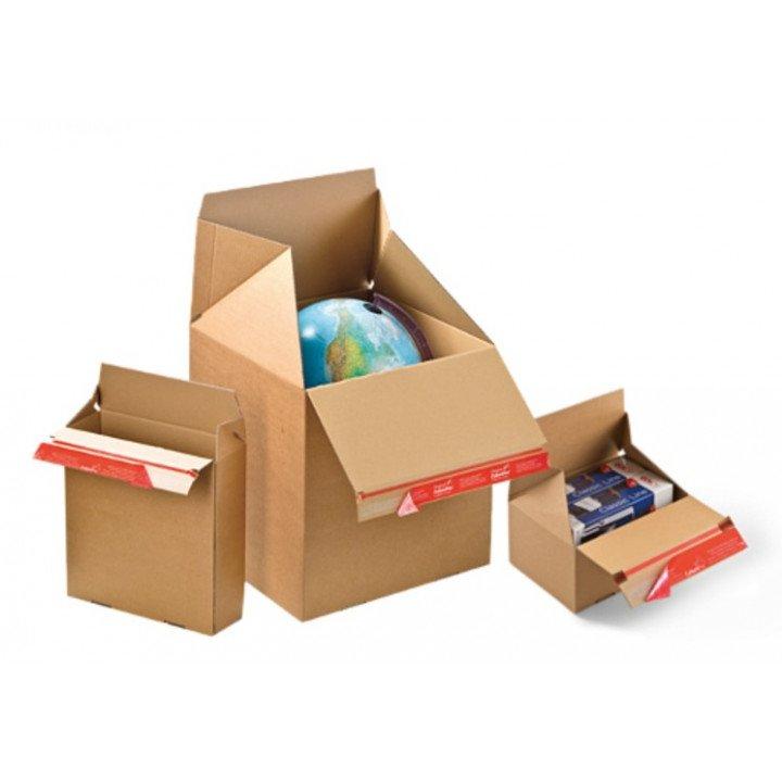 Eurobox boite postale autocollante 400 x 150 x 100mm (x10)