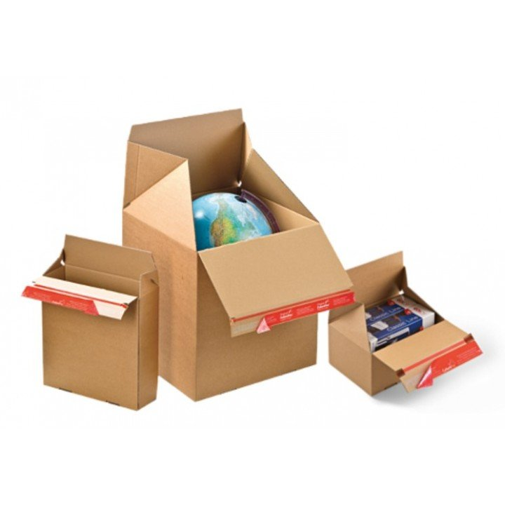 Eurobox boite postale autocollante 145 x 95 x 140 mm (x20)