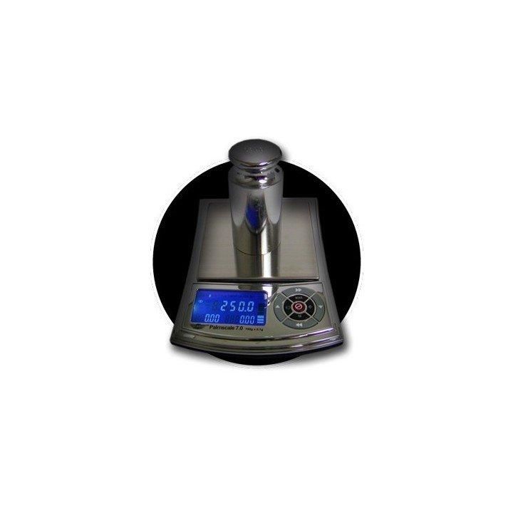 Balance PS7 200g à 0,01g + poids d'étalon
