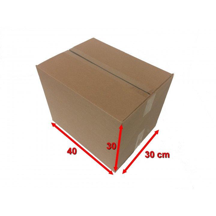 caisse américaine 40x30x30cm carton