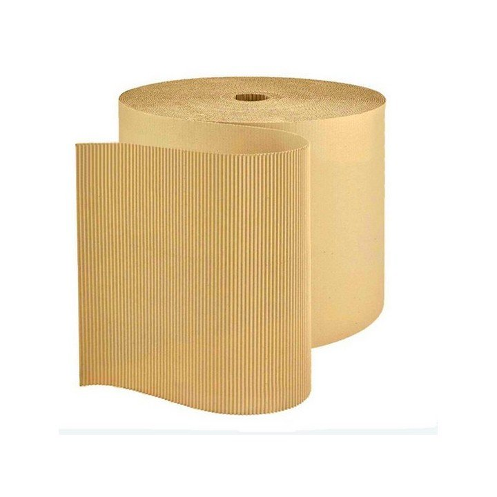 Rouleau de carton ondulé 50cm x 50mètres