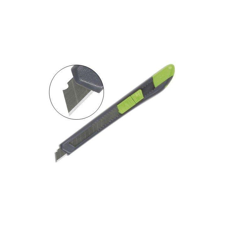 Lot petits cutters couteaux coupeur avec lame de 9mm