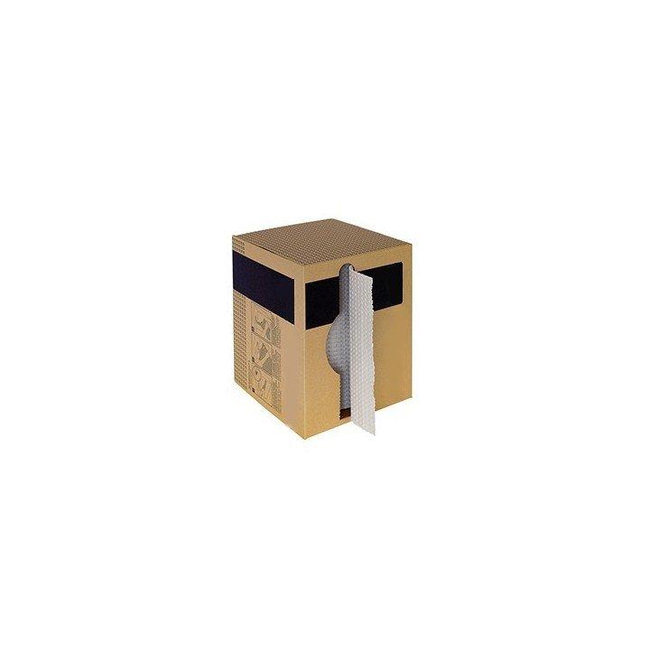 Papier relief pour rembourage dans boite distributrice