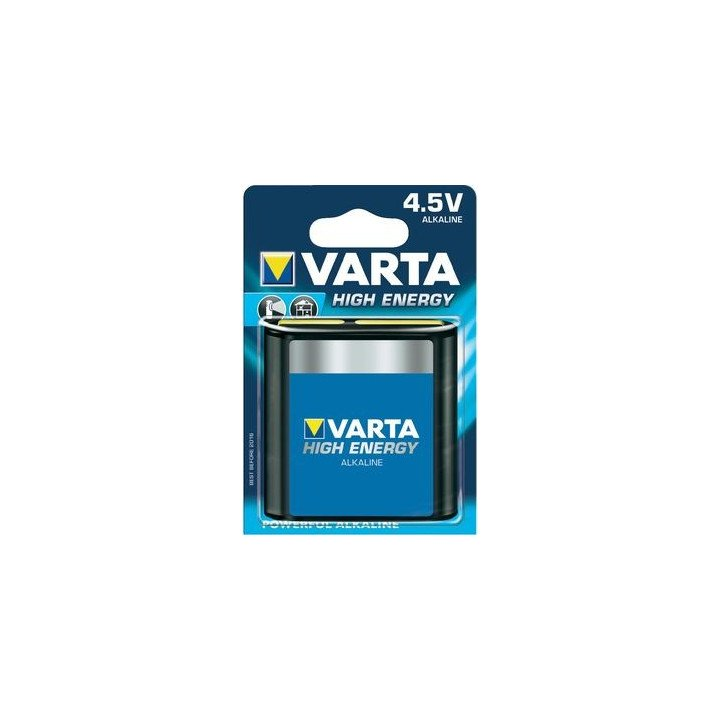 10 piles 4.5V 3LR12 (10 blisters) Varta High Energy 3R12
