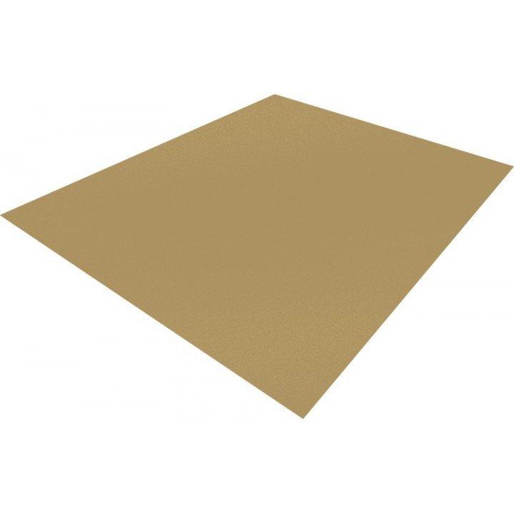 Rame 500 feuilles de papier kraft brun vergé 50x70cm