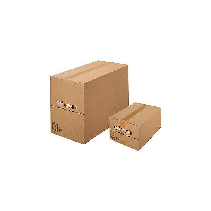 UNE PALETTE de 480 carton caisse américaine 600x300x200mm type Redoute