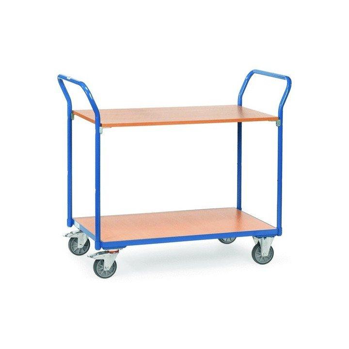 Fetra 1600 : chariot de préparateur de commande