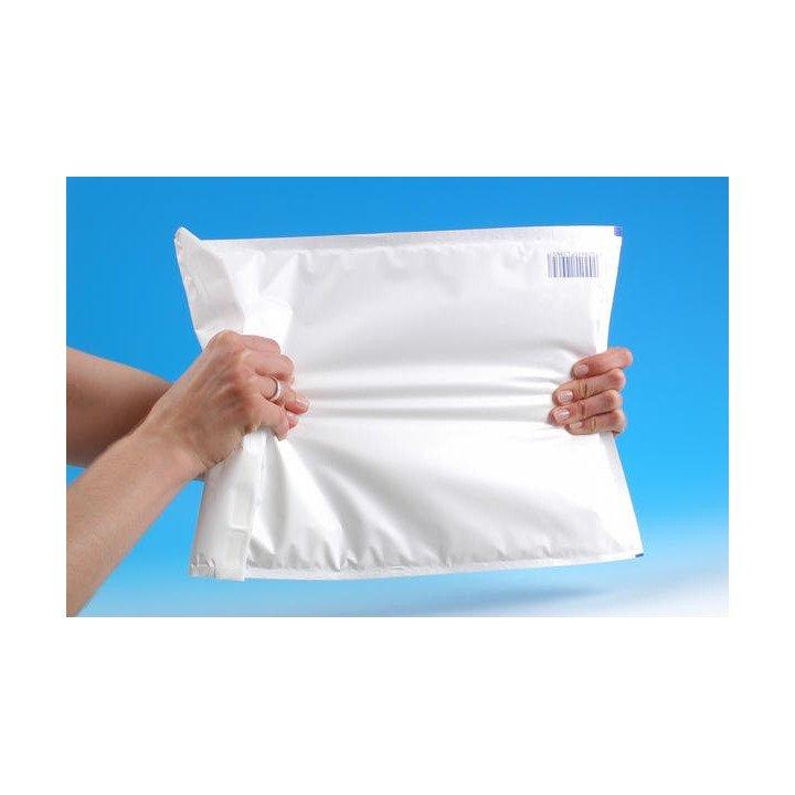 100 enveloppes à bulles indéchirables N°8/H plastifiées