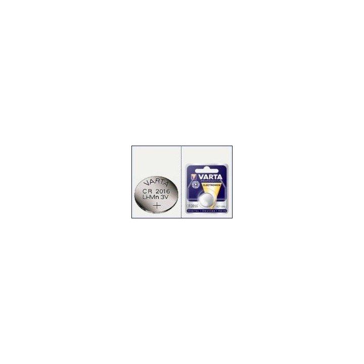 Lot de 10 piles VARTA 3V Lithium CR2016