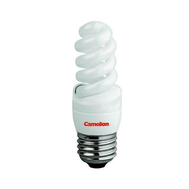 Ampoules Fluocompactes 9W E27 SPIRALE