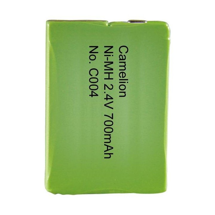 Batterie 2,4V Ni-MH 700mah 2NH-F6-700B rechargeable Camelion