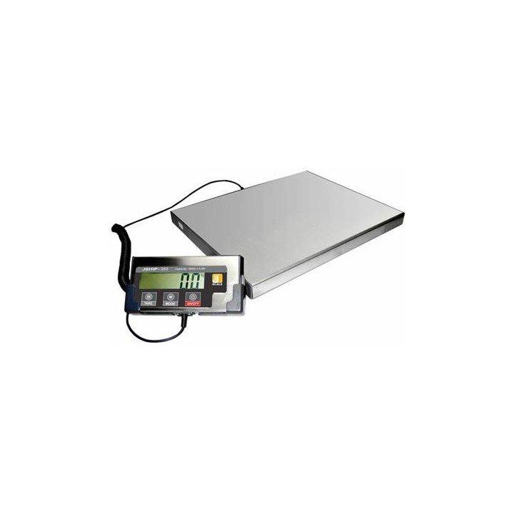 JSHIP 130 BALANCE PESE COLIS JSCALE INOX 60KG 0,05kg (50g)