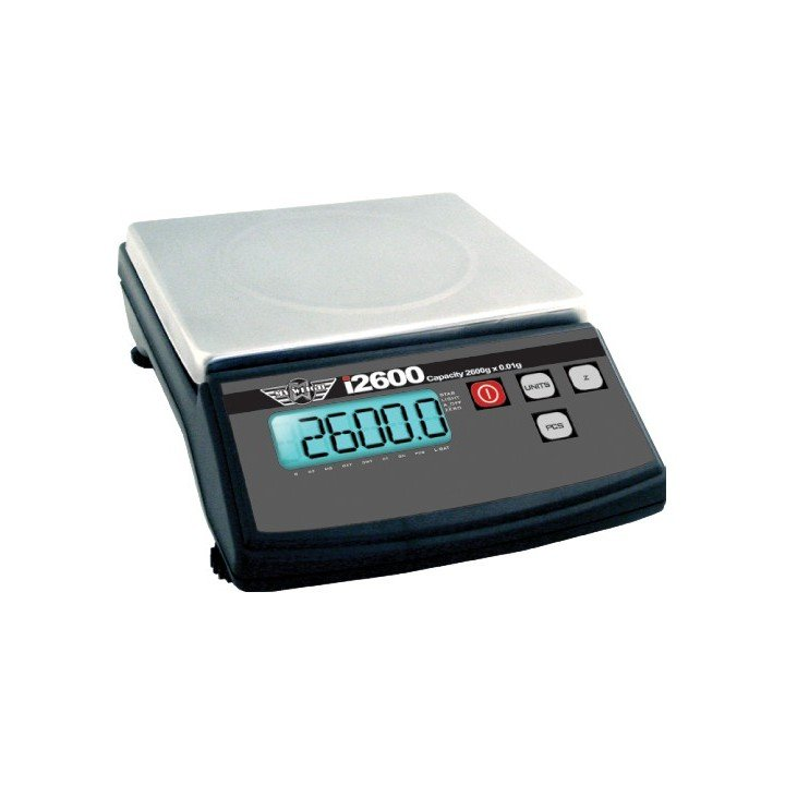Balance i2600 2600g x 0.1g de My weigh