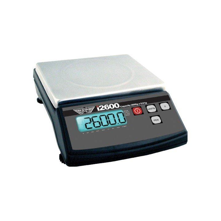 Balance i2600 2600g x 0.1g de My weigh