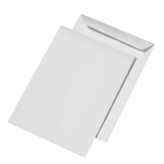 enveloppe pochette blanche 90gr fen tre ou pas bande d tachable dl c4 c5 c6 ebay. Black Bedroom Furniture Sets. Home Design Ideas